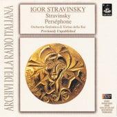 Stravinsky Conducts Stravinsky: Perséphone by Igor Stravinsky