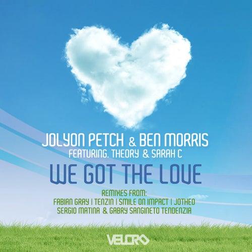 We Got the Love by Ben Morris