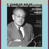 Bruckner: Symphony No. 3 in d - Mahler: Symphony No. 2 in c by Various Artists