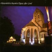 Souvenirs Auvers Opus 28 Live (Medley de l'Opus 28) by Various Artists