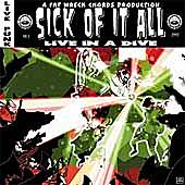 Live In A Dive by Sick Of It All