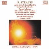 Also sprach Zarathustra by Richard Strauss