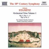 Orchestral Trios Vol. 1 by Johann Stamitz