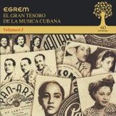 El Gran Tesoro de la Musica Cubana, Vol.1 by Various Artists