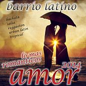 Amor 2014 - Lo Mas Romanticos (Barrio Latino Presents Bachata, Salsa, Reggaeton, Urban Latin, Tropical) by Various Artists