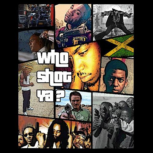 Who Shot Ya (feat. Lil Theo, Lumos & Reivax) by Tazz
