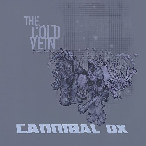 The Cold Vein (Deluxe Edition) by Cannibal Ox