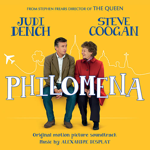 Philomena (Original Motion Picture Soundtrack) by Alexandre Desplat