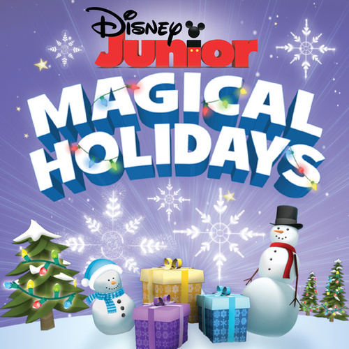 Disney Junior Magical Holidays by Genevieve Goings