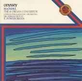 Handel: 16 Organ Concertos by Various Artists