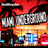Badboyjoe Miami Underground EDM Miami vs Nyc by Various Artists