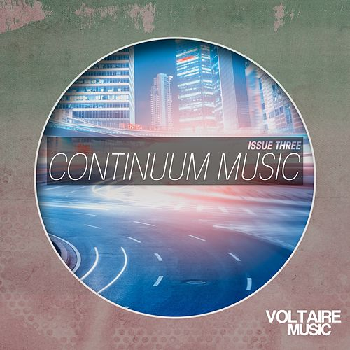 Continuum Music Issue 3 by Various Artists