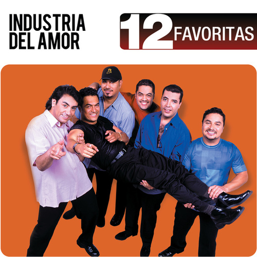 12 Favoritas by Industria Del Amor