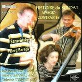 Stravinsky - Berg - Bartok by Jean Post
