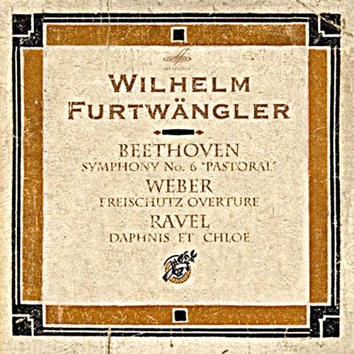 Beethoven: Symphony No. 6 - Weber: Freischutz - Ravel: Daphnis Et Chloé (Live) by Berlin Philharmonic Orchestra