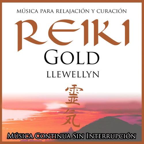 Reiki Gold: Música Continua Sin Interrupción by Llewellyn