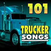 101 Trucker Songs (Original Artist Original Songs) von Various Artists