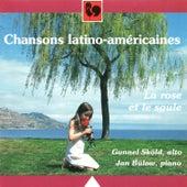 Guastavino, Ginastera, Ovalle, Villa-Lobos, Mignone, Moreno, Galindo & Ponce: Chansons latino-américaines (Latin American Songs) by Jan Bülow