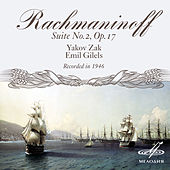 Rachmaninoff: Suite No. 2, Op. 17 by Emil Gilels