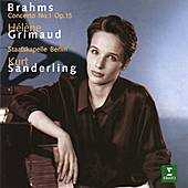 Piano Concertos 1 by Johannes Brahms