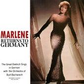 Marlene Returns to Germany by Marlene Dietrich