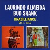 Brazilliance Vol. 1 + Vol. 2 (Remastered) by Bud Shank