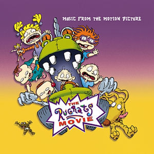 The Rugrats Movie by Various Artists