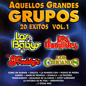 Aquellos Grandes Grupos: 20 Exitos, Vol. 1 by Various Artists
