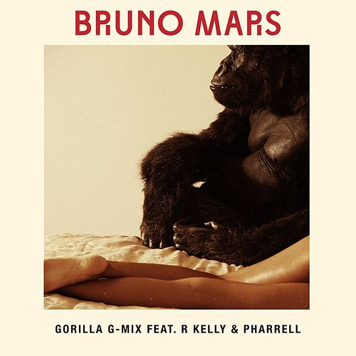 Gorilla (G-Mix) by Bruno Mars