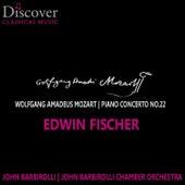 Mozart: Piano Concerto No. 22 in E-Flat Major, KV. 482 by Edwin Fischer