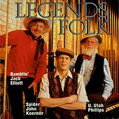 Legends Of Folk by Various Artists