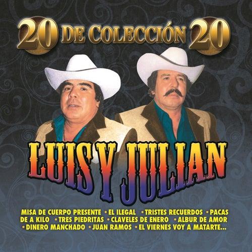 20 de Coleccion 20 by Luis Y Julian