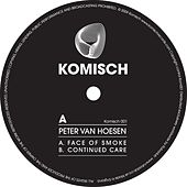 Face Of Smoke by Peter Van Hoesen