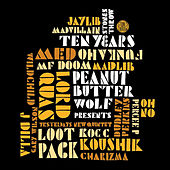 Stones Throw: 10 Years von Various Artists