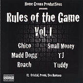 Rules Of The Game Vol. 1 by Various Artists