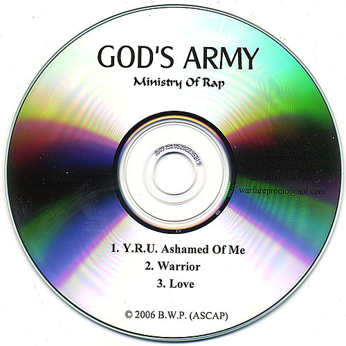 612...EP by God's Army