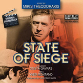 State of siege by Mikis Theodorakis (Μίκης Θεοδωράκης)
