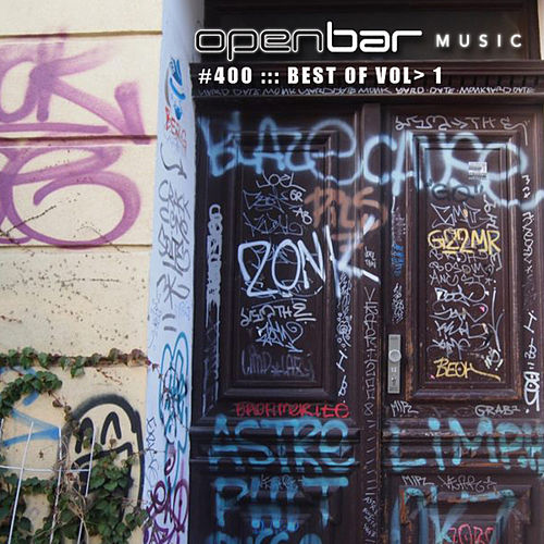 400: The Best Of Open Bar by Various Artists