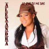 Lo Que Tu Me Das (Bachata) by Alexandra
