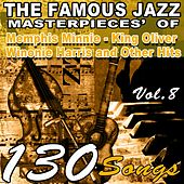 The Famous Blues Masterpieces' of  Memphis Minnie, King Oliver, Winonie Harris and Other Hits, Vol. 8 (130 Songs) von Various Artists