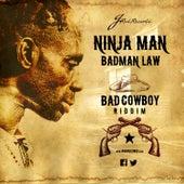 Badman Law by Ninja Man