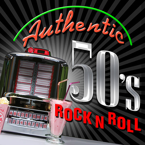 Authentic '50s Rock by Various Artists