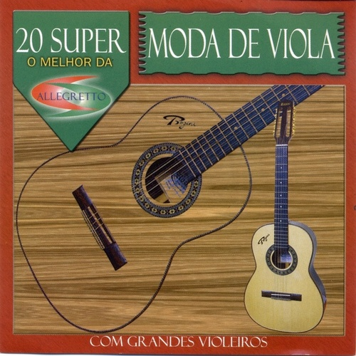 20 Super Modas de Viola by Various Artists