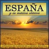 España y Su Música Clásica. Antología de Clásicos de la Música Española by Polifónica de Música Clásica de Barcelona