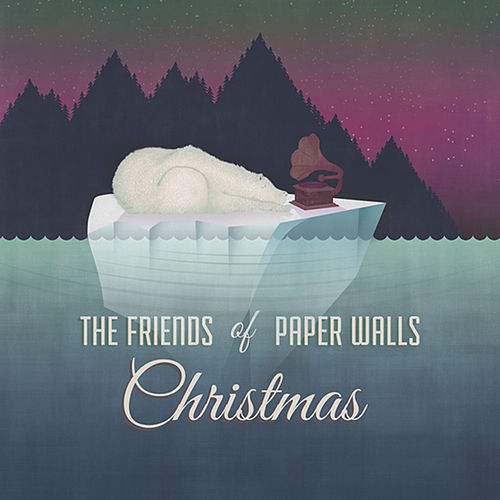 The Friends of Paper Walls Christmas by Jon Meyer