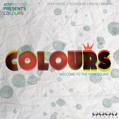 Colours by Various Artists