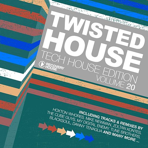 Twisted House, Vol. 20 (Tech House Edition) by Various Artists