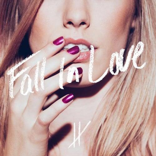 Fall in Love by Barcelona