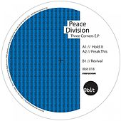 Three Corners Ep by Peace Division