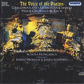 The Voice of the Psalms by Schola Hungarica